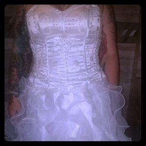 New Wedding Dress sz14